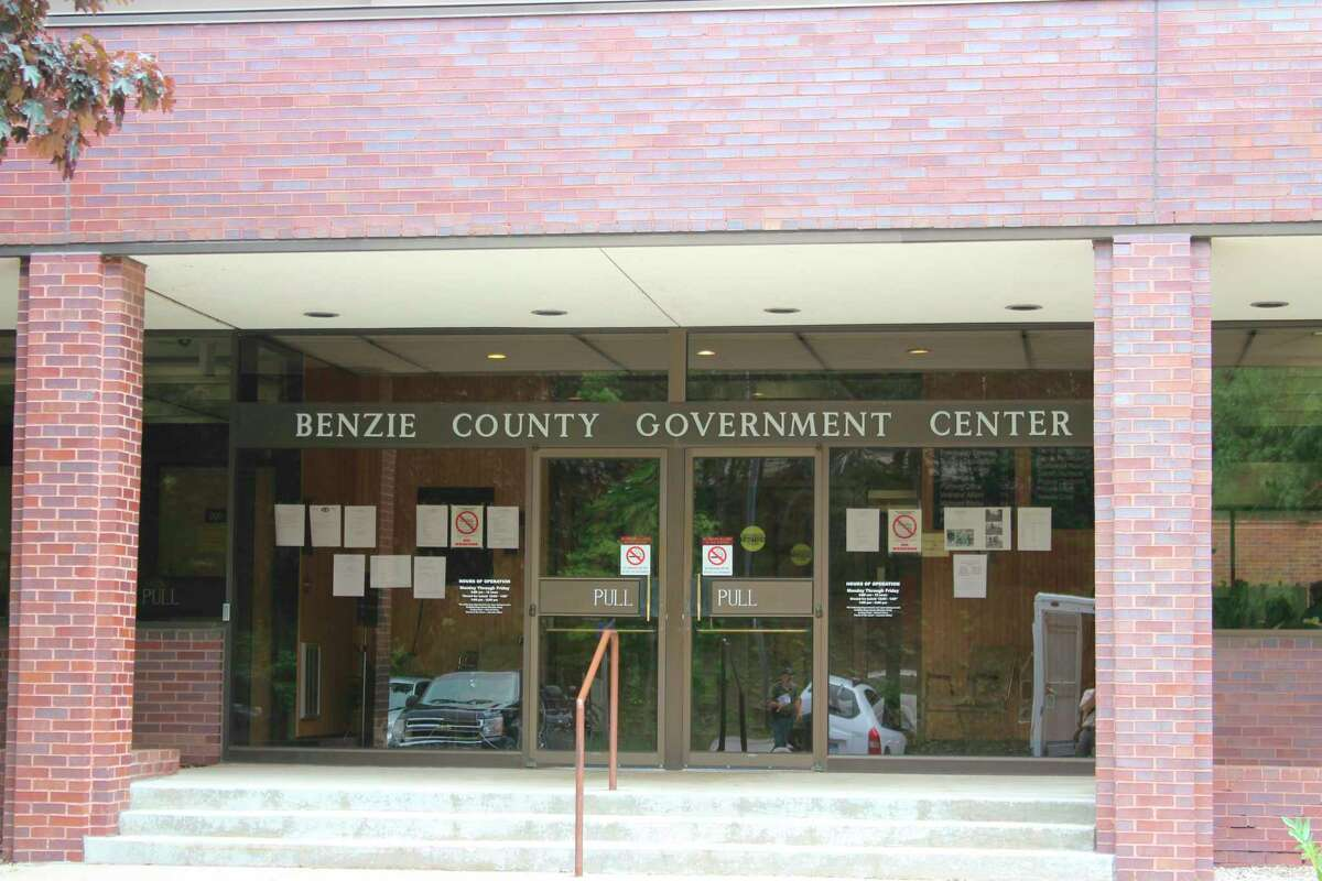 Courts in Benzie County are requiring masks and social distancing again as cases of COVID-19 begin to rise again in Benzie County. (File Photo)