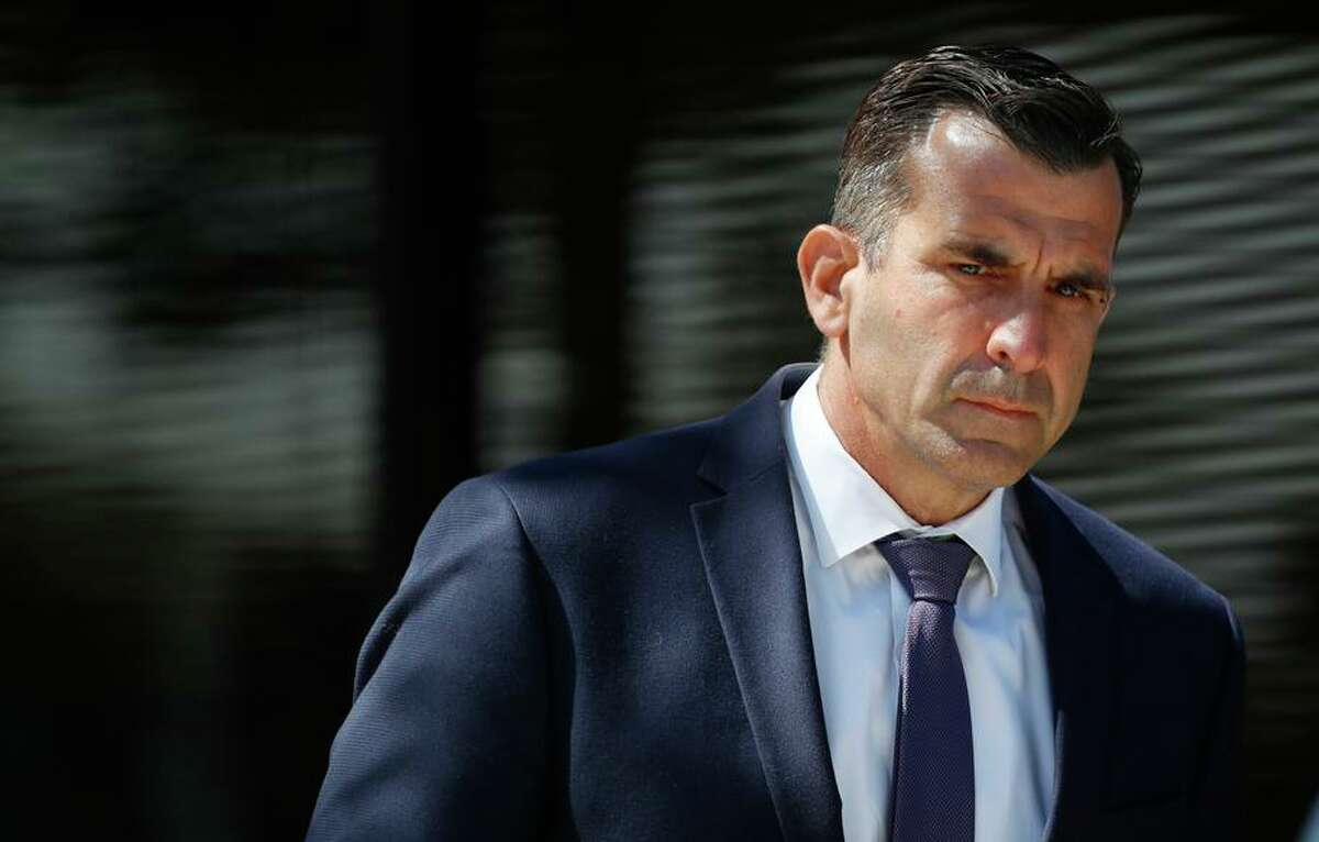 San Jose Mayor Sam Liccardo says it's time to consider building a barrier to protect the bay from sea level rise.