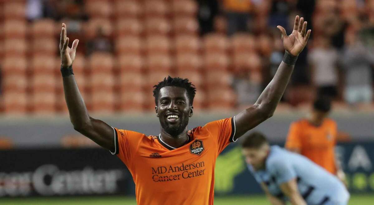 Derrick Jones and the Dynamo have not had much to celebrate recently.
