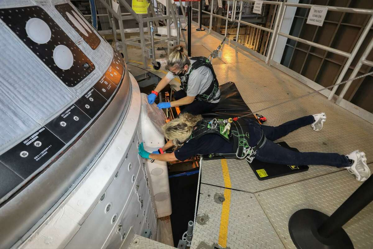 Boeing attempted to fix valve issues while the CST-100 Starliner spacecraft sat atop the United Launch Alliance Atlas V rocket. But the company announced Friday that the spacecraft would need to be removed from the rocket and returned to the Commercial Crew and Cargo Processing Facility for additional troubleshooting.