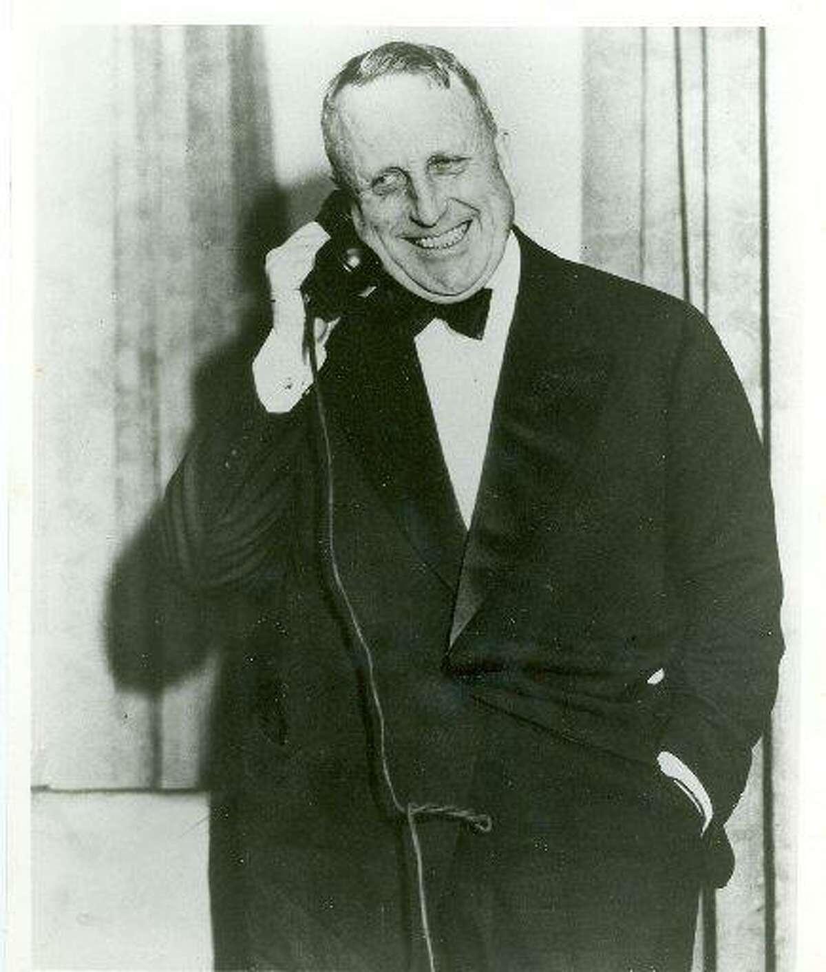William Randolph Hearst around 1930.