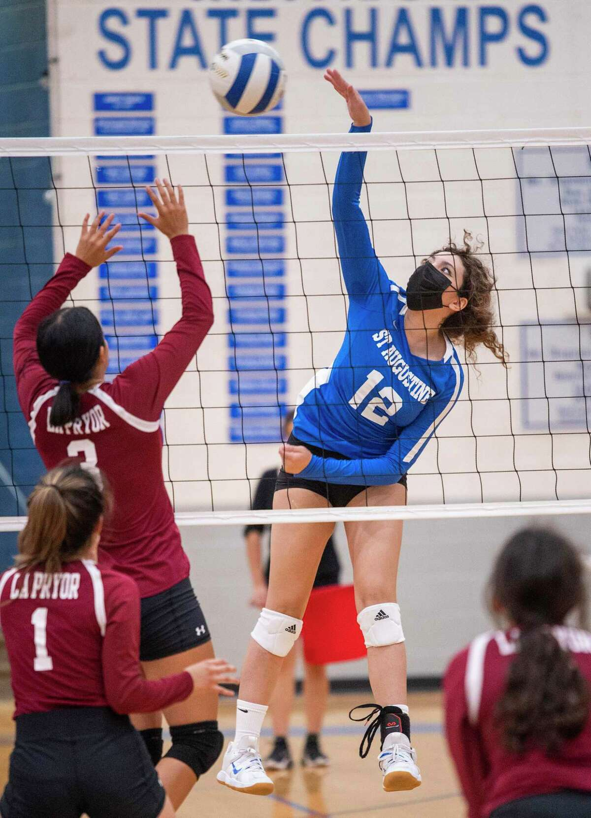 Kelly Semano and St. Augustine opened 4-0 Friday as they host the Dr. Marissa Keene Memorial Tournament.