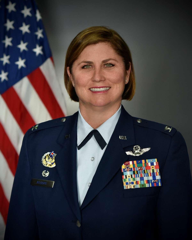 Brig. Gen. Michele Kilgore