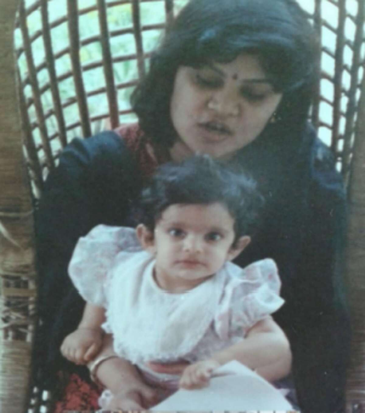1. My parents are immigrants from India. They immigrated to upstate New York where I grew up.