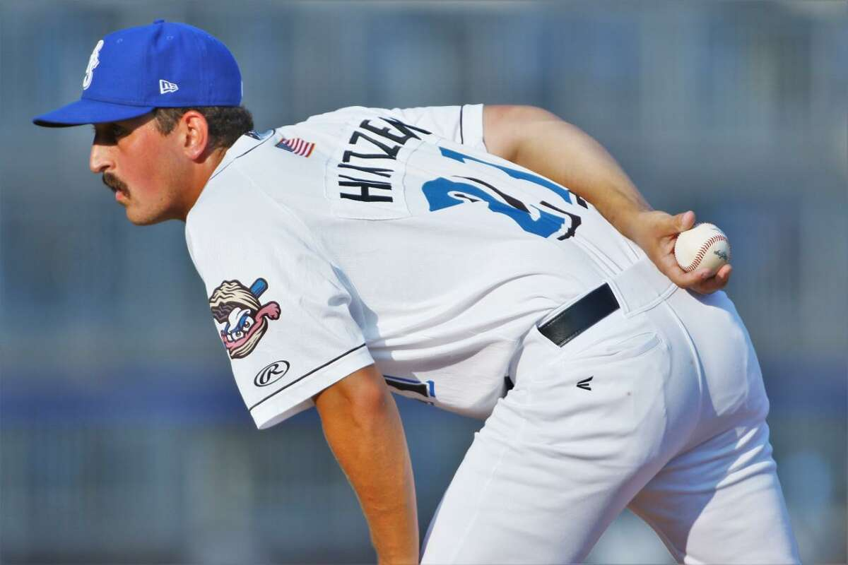 Greenwich's J.T. Hintzen is 3-1 with a 4.57 ERA in 26 outings for Double-A Biloxi in the Brewers' system.