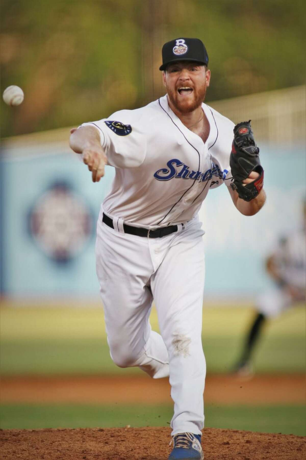 Suffield's Robbie Hitt is 2-1 with a 4.25 ERA in 27 relief outings for the Biloxi Shuckers, Double-A affiliate of the Milwaukee Brewers.