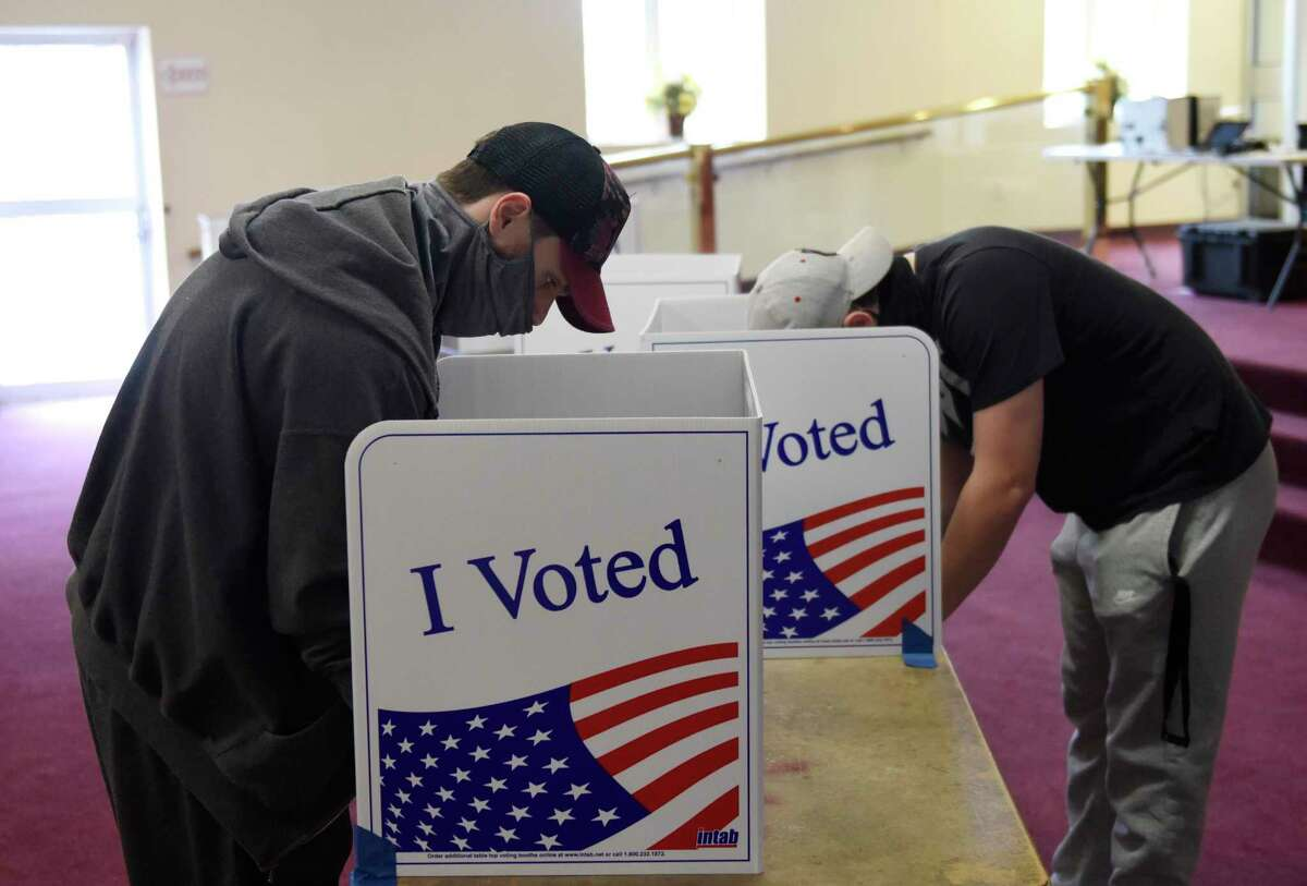 Voters in Stamford, Greenwich and New Canaan will all head to the polls on Tuesday in the three-person race for State Senate to fill out the remaining term of former State Sen. Alex Kasser.