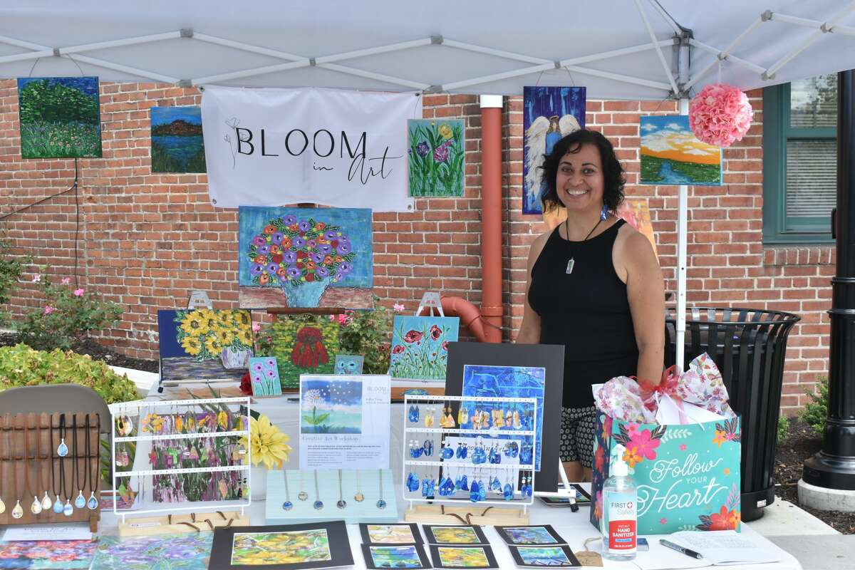 The Litchfield Hills Creative Festival was held in downtown Torrington, Conn, on August 14, 2021
