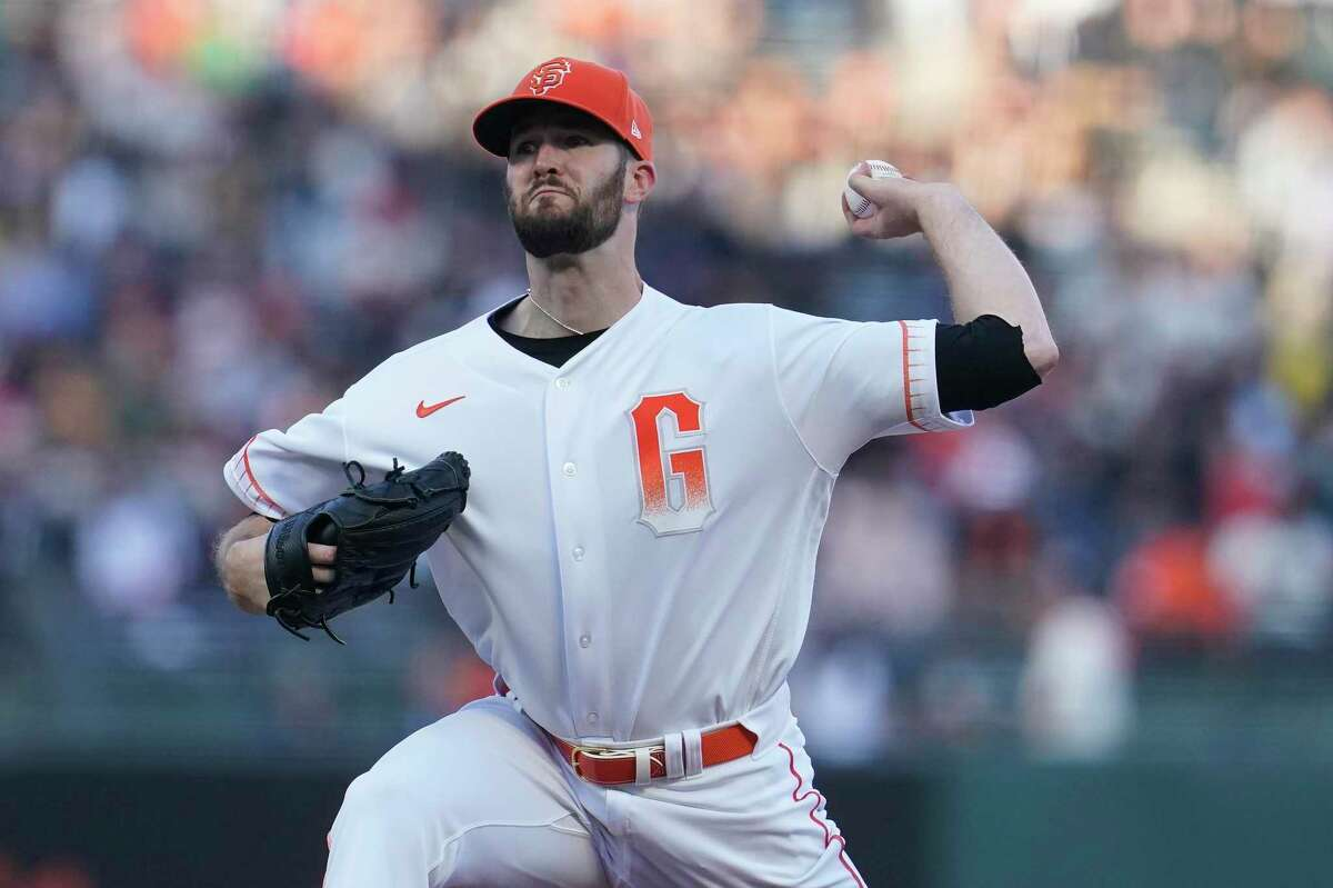 Alex Wood is expected to start for the Giants when they face the Rockies at 1 p.m. Sunday. (NBCSBA)