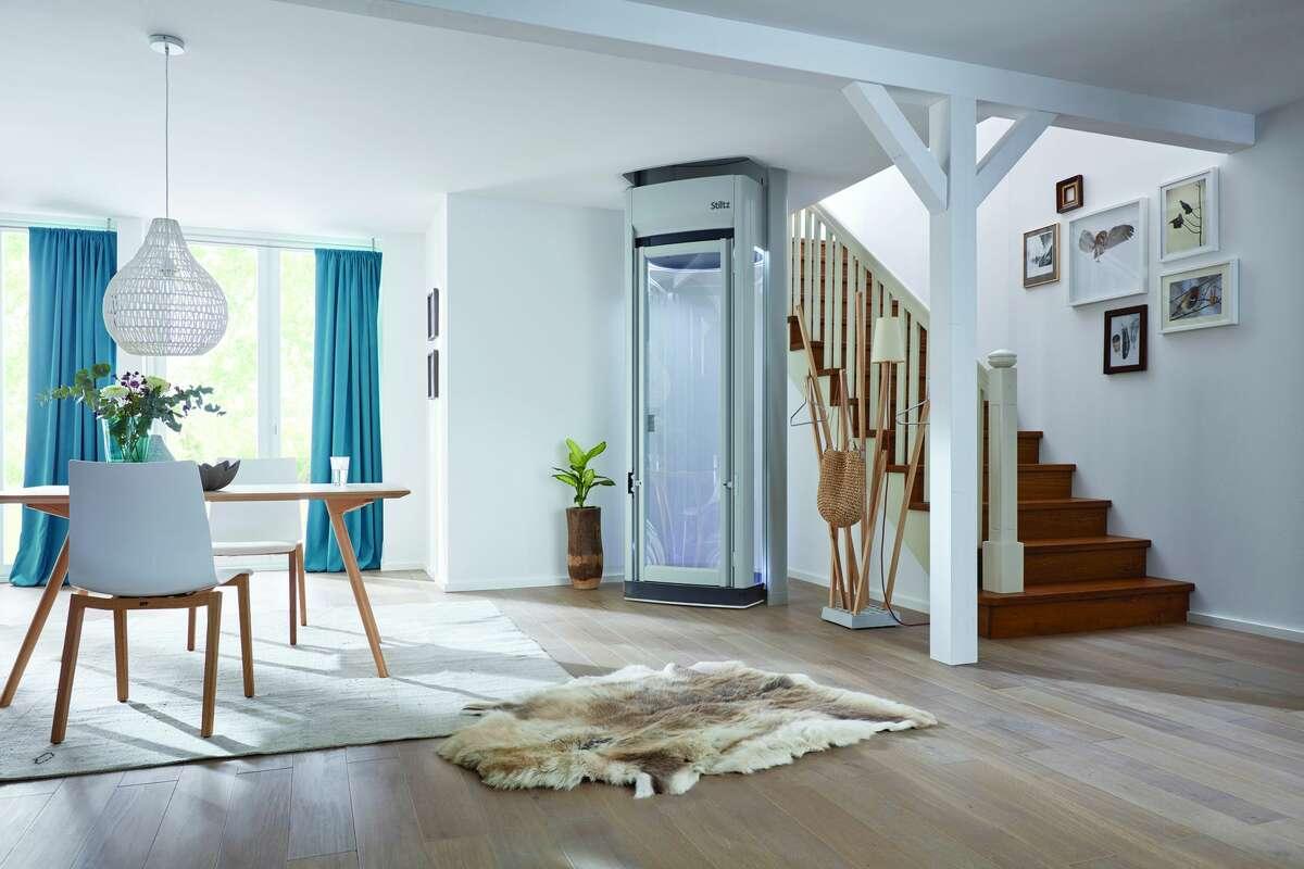 Texas ADA Home Remodeling installs Stiltz home elevators.