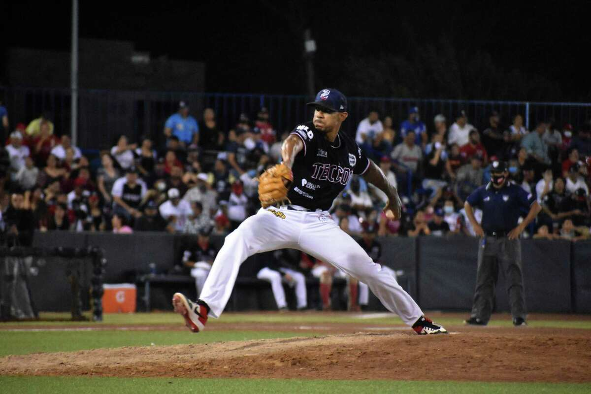 The Tecolotes Dos Laredos gave pitcher Jose Torres an opportunity to play baseball after he served two years probation for aggravated assault.