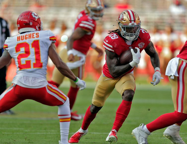 49ers' other backfield rookie, Trey Sermon, offers glimpse for immediate impact - San Francisco Chronicle
