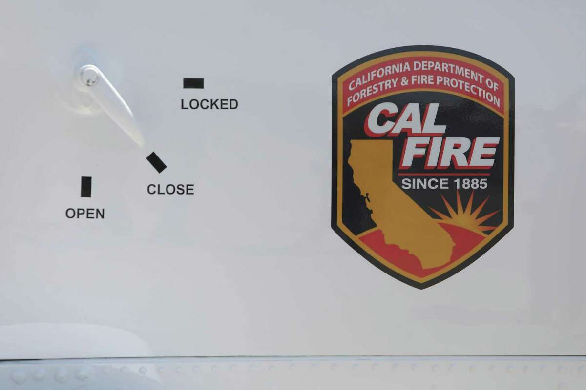 Cal Fire officials announced that forward progress has stopped on a Contra Costa County wildfire.