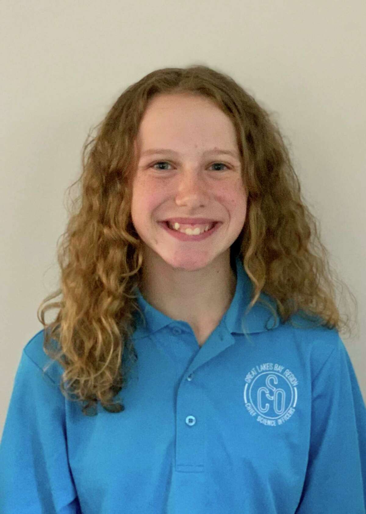Norah Lacher is an eighth-grader at Jefferson Middle School. (Photo provided)