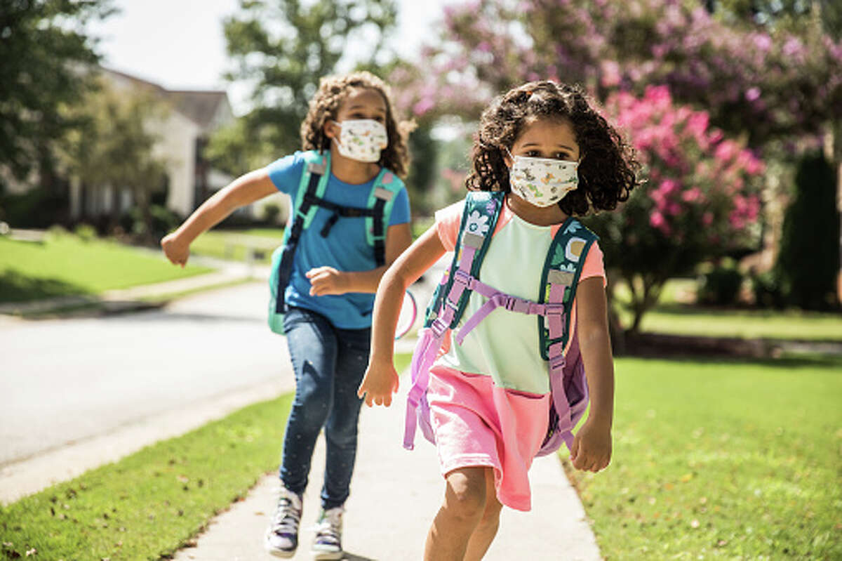 Setting a routine ahead of the return to school can help children, especially after the unique pandemic school year last year.