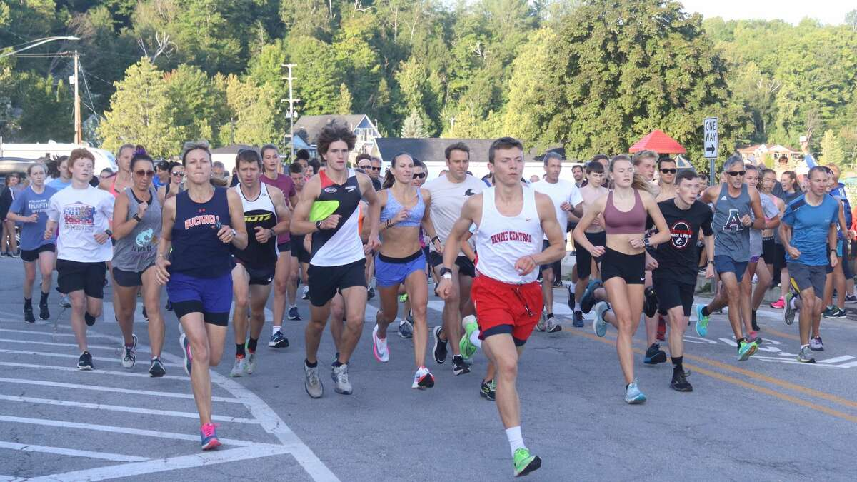 The Crystal Lake Team Marathon takes place on Aug. 14.