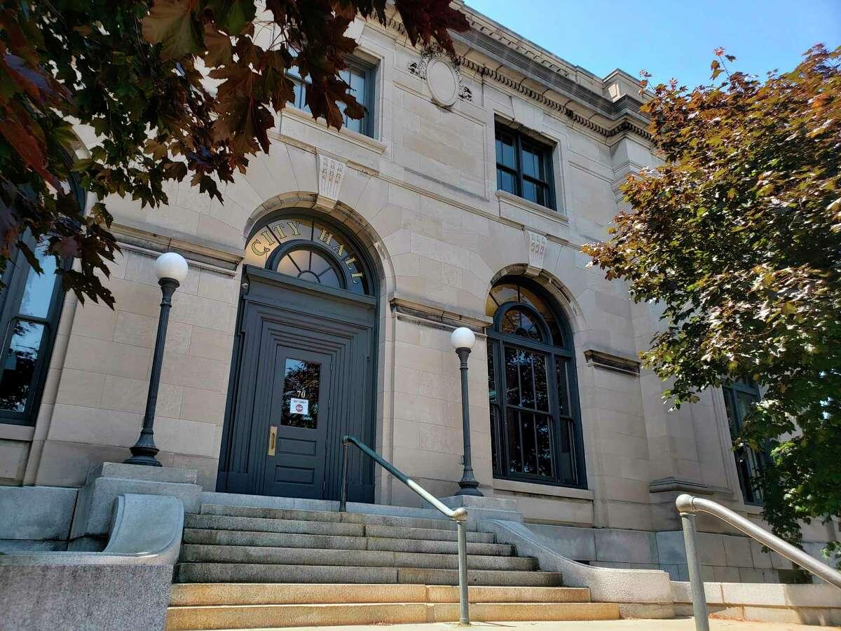 City Hall. (News Advocate File Photo)