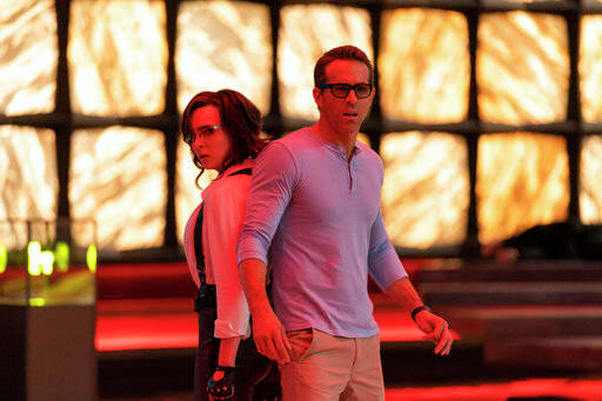 """Ryan Reynolds and Jodie Comer star in """"Free Guy,"""" a movie that its target audience - gamers - will likely love and the rest of us can enjoy for its beautiful animation."""