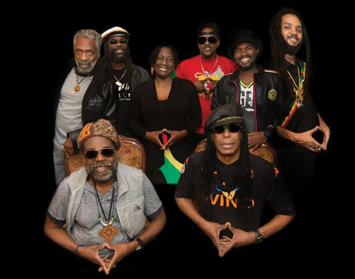 The Legendary Wailers (Getty Images)