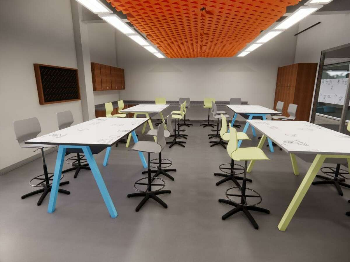 The Woodlands Christian Academy is investing in the expansion of its STEAM program with a new lab.