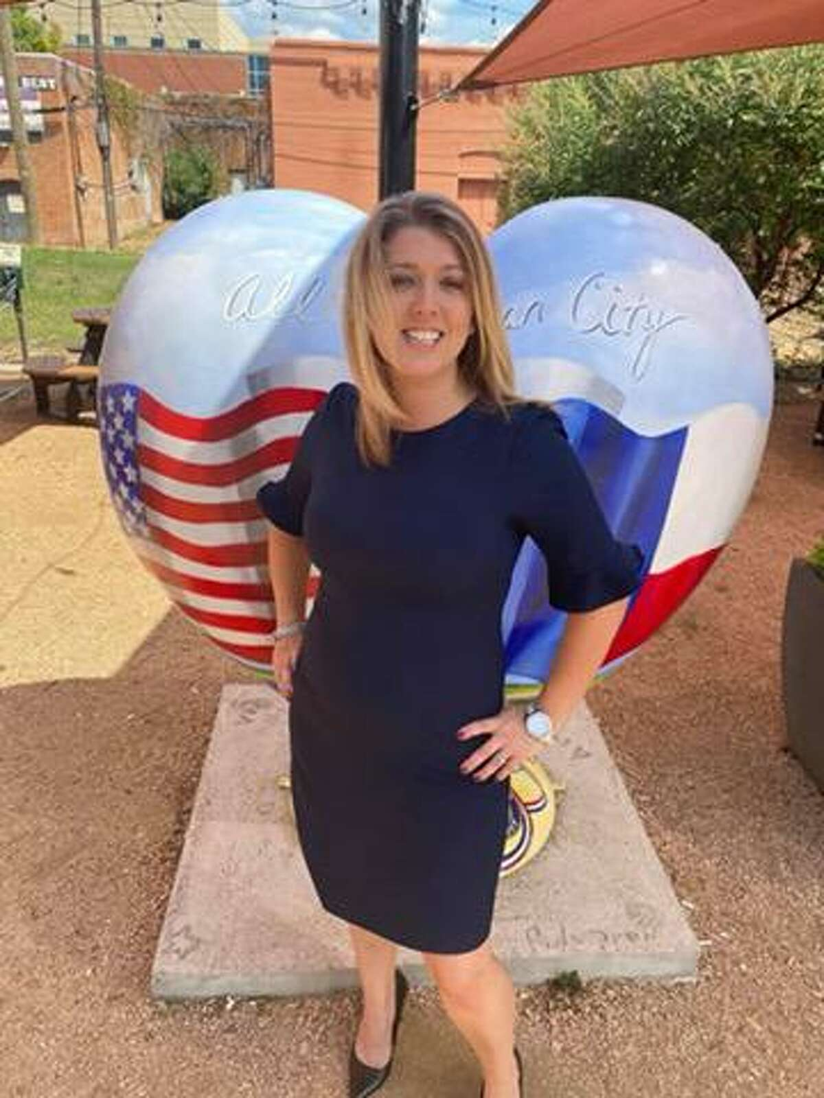 Republican Sandra Whitten is running again for Congress after going head-to-head with Democrat and eight-term representative Henry Cuellar in 2020.