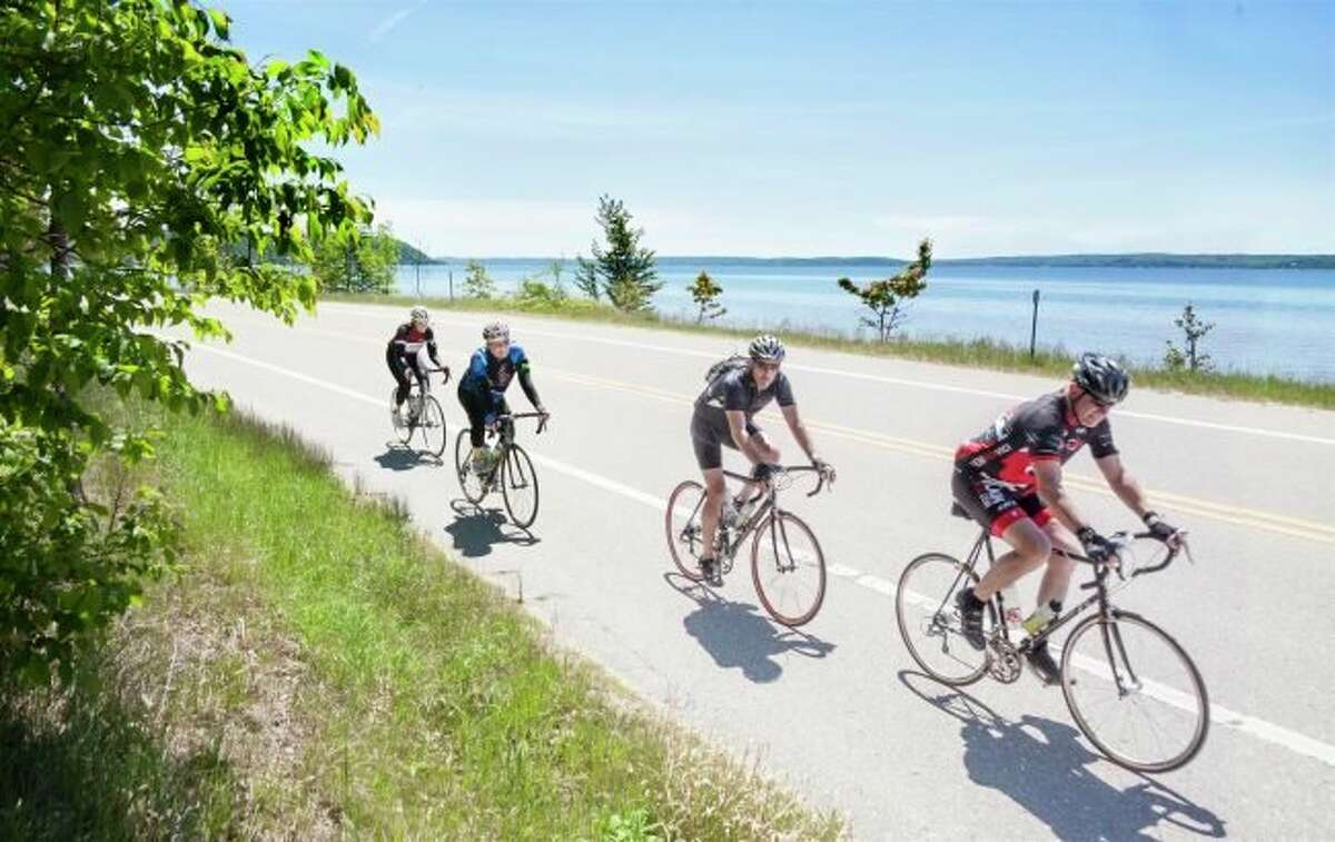 The 13th annual Up North Bike Fest will be taking place at Crystal Mountain on Aug. 21. (File Photo)