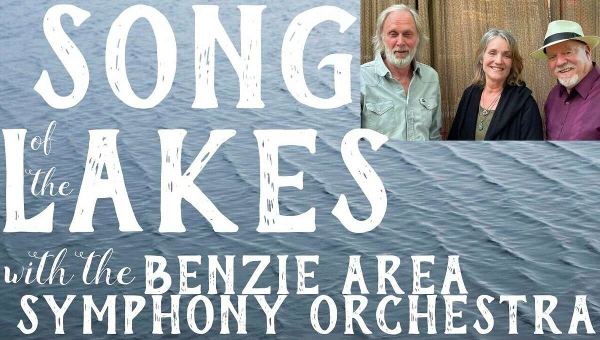 Song of the Lakes will be performing with the Benzie Area Symphony Orchestra. (Courtesy Photo)