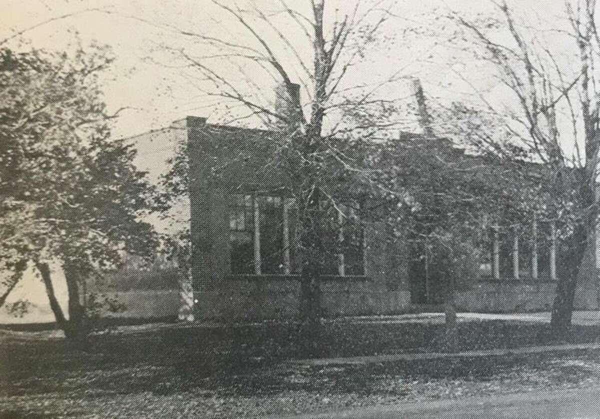 Fourth Ward School, Benson Street