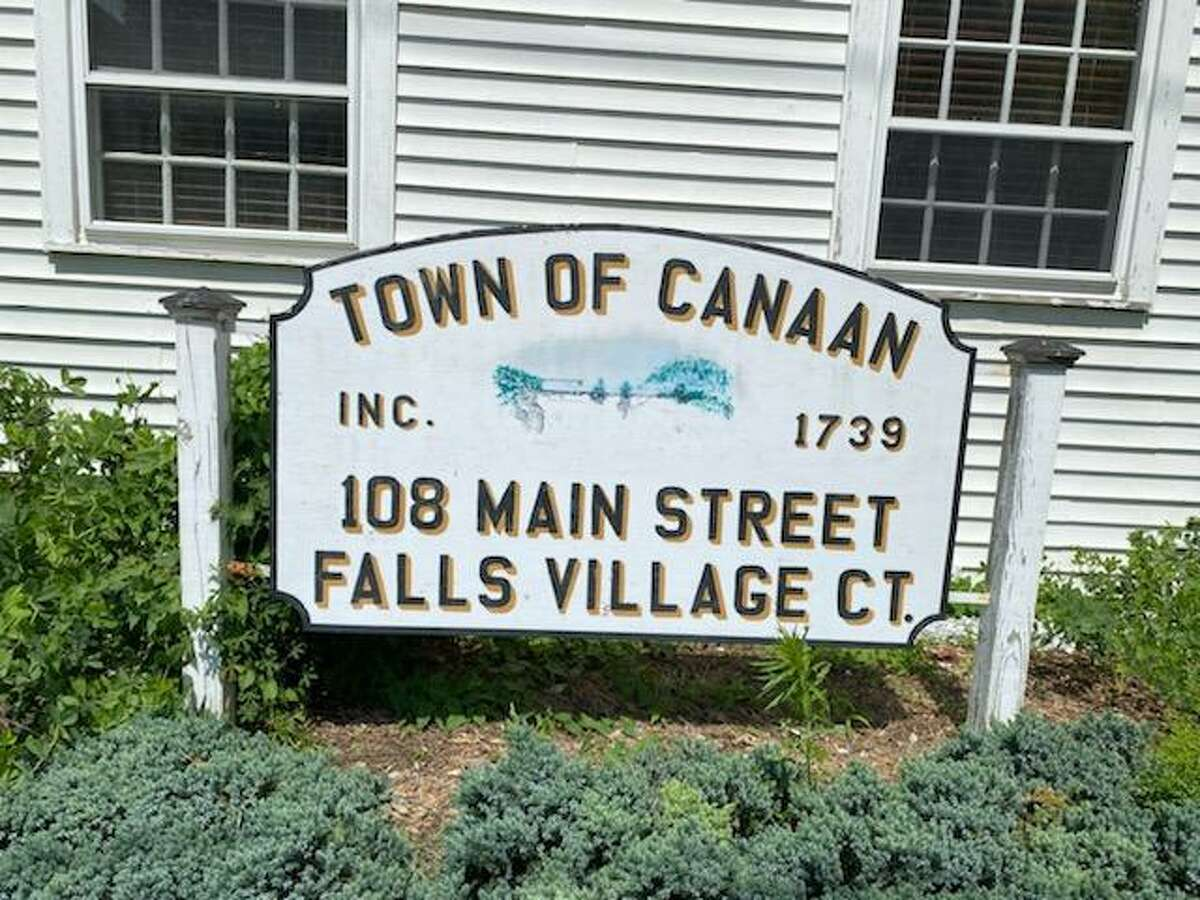 """North Canaan is called, """"Canaan,"""" Canaan is referred to as """"Falls Village,"""" and the confusion has caused all sorts of mix-ups since 1858."""