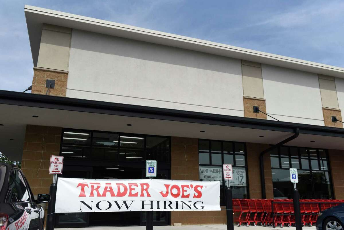 The Capital Region's second Trader Joe's supermarket is now hiring ahead of its planned fall opening on Monday, Aug. 16, 2021, at Halfmoon Crossing in Halfmoon, N.Y.
