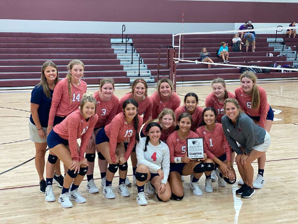 The Plainview volleyball team won the silver bracket championship during a tournament at Princeton over the weekend.