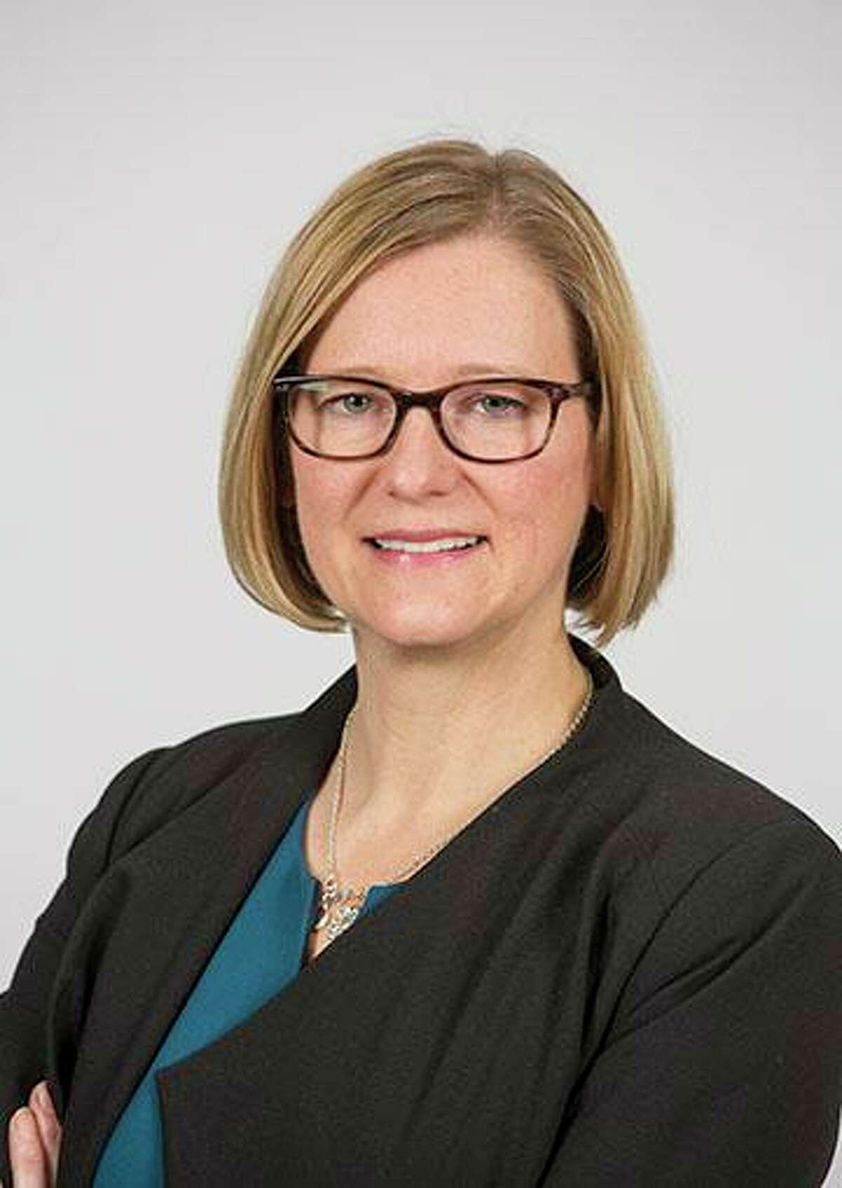 Christina Johansen is a senior vice president at TechnipFMC.