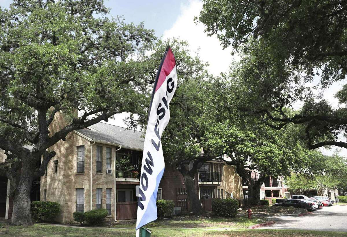 Rents in the San Antonio area are rising.