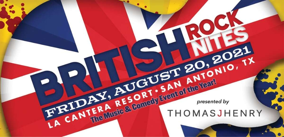 British Rock-Themed Charity Event