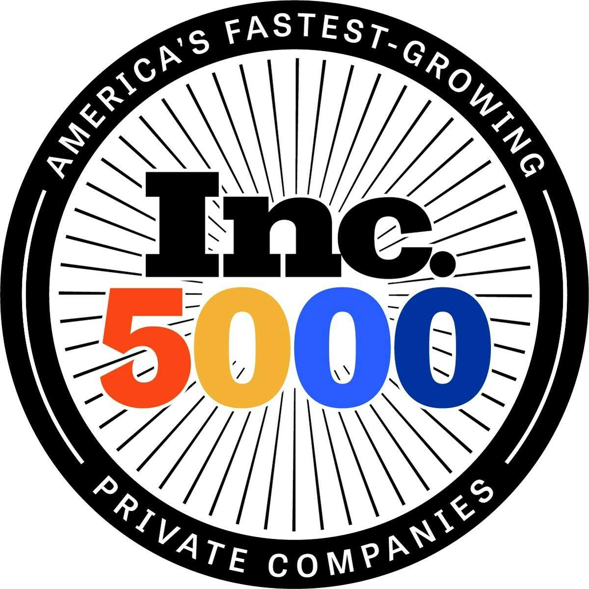 The Inc. 5000 ranks the nation's fastest-growing private companies.