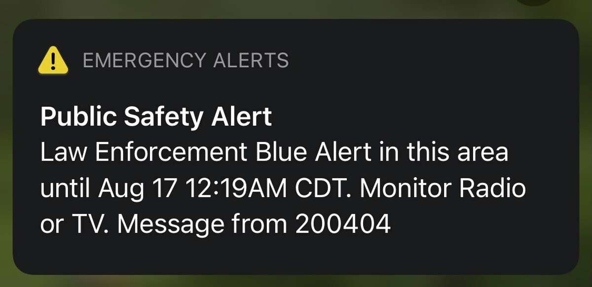 """DPS issues Blue Alerts to find people """"who have killed or seriously injured a law enforcement officer."""""""