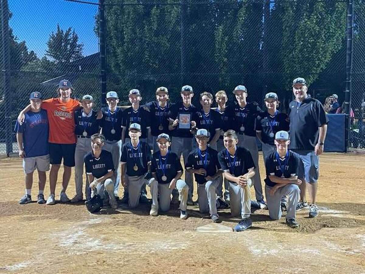 The Liberty Middle School eighth-grade baseball team and Edwardsville middle schools softball team each won tournaments in O'Fallon over the weekend. Liberty baseball won 12-4 over Wesclin, 5-3 over Carriel and 5-4 over O'Fallon Fulton in the championship game. The softball team picked up wins of 5-0 over Smithton, 15-1 over Granite City, 8-0 over O'Fallon Fulton in the semifinals and 10-5 over Highland in the championship game.