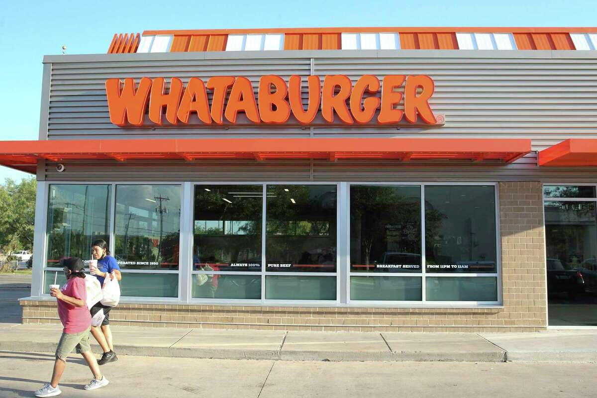 Texas-based duo Whataburger and Academy Sports and Outdoors teamed up on an exclusive clothing line that launched Monday in stores and online.
