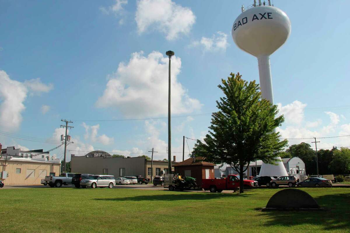 The Bad Axe City Council voted to reduce the number of times its siren goes off during the day for a two-month period. It willonly go off at 7 a.m. and 6 p.m., which is planned to start by the end of the week. (Robert Creenan/Huron Daily Tribune)
