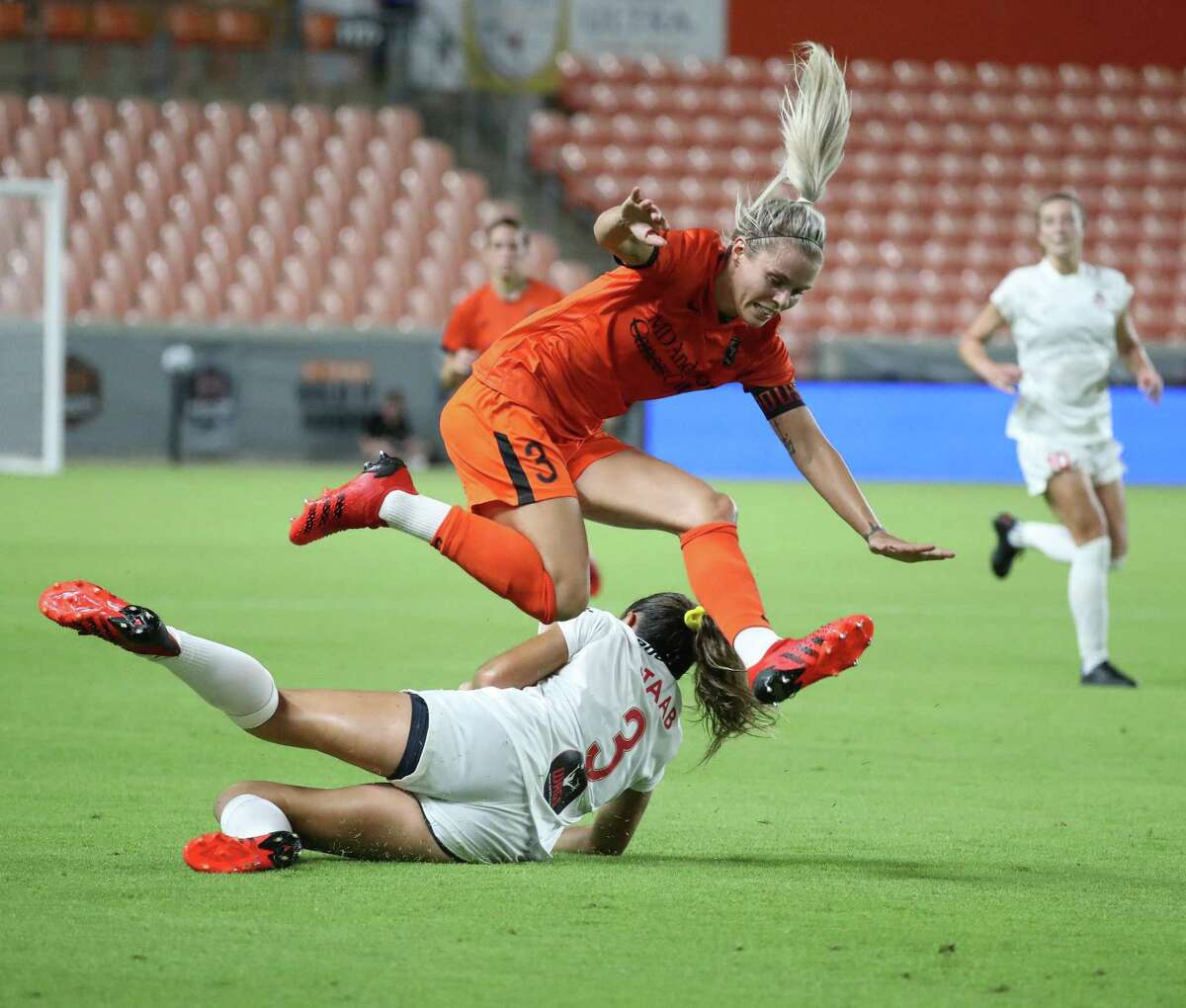 Rachel Daly and the Dash will face two big obstacles this week in the WICC event Portland.