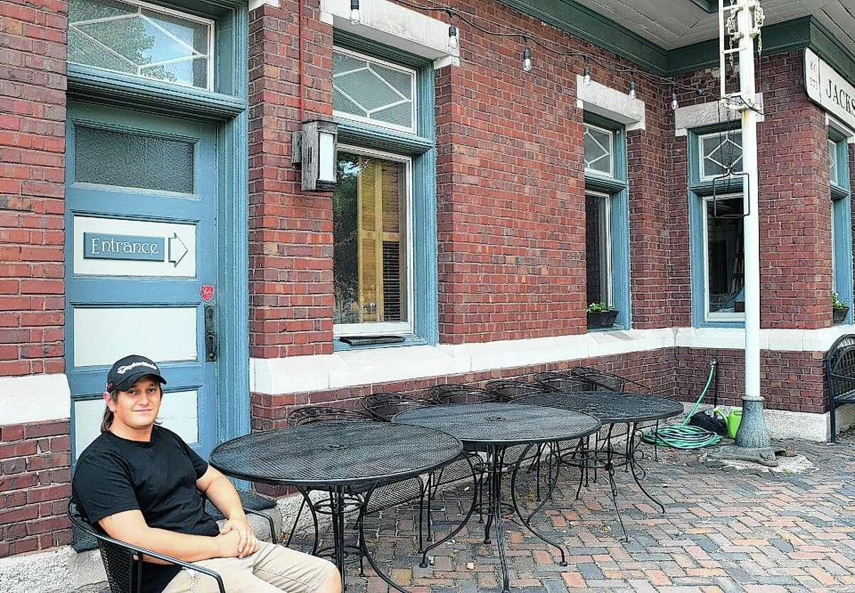 Joe Standley will open Proud Richard's later this year in the former Lonzerotti's building.