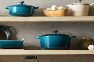 Factory to Table Sale, Le Creuset