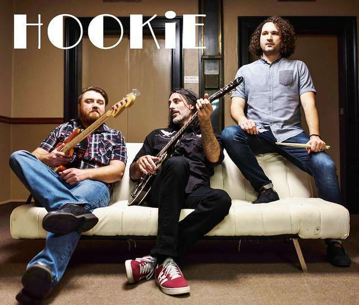 Hookie will perform as part of Grafton's music in the park on Thursday, Aug. 19 from 6:30-8:30 p.m.