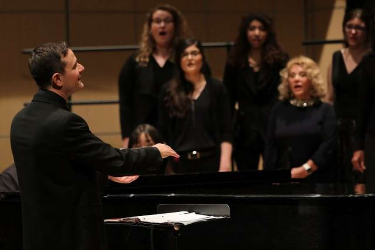 The Woodlands Chorale and its board of directors have selected Dr. Mark Marotto as the new artistic director for the group.