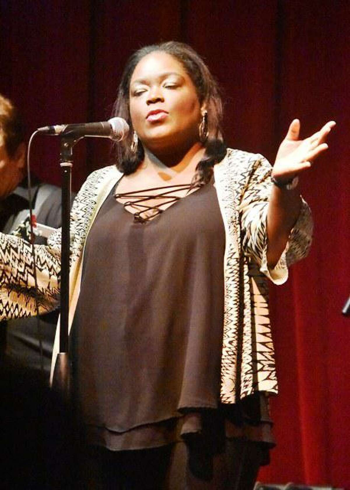 Blues diva Shemekia Copeland to perform at The Stafford Palace Theater in Stafford Springs on Friday.