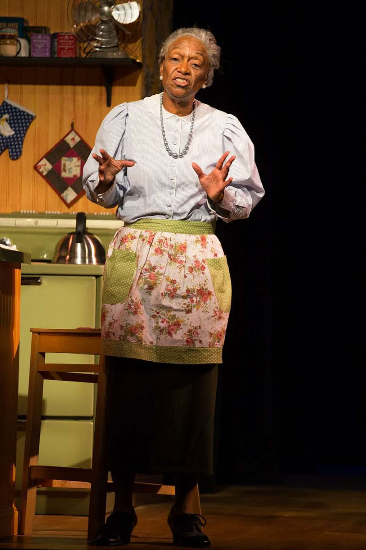 """""""Having Our Say: The Delany Sisters' First 100 Years"""" is now showing at Ivoryton Playhouse."""