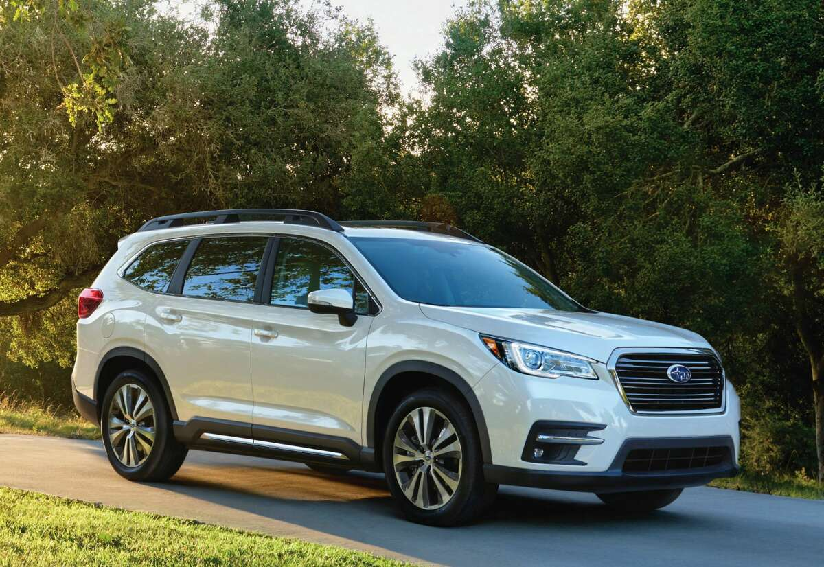 The three-row Subaru Ascent crossover is available in four trim levels for 2021: base, Premium, Limited and Touring. All-wheel drive is standard on all models.