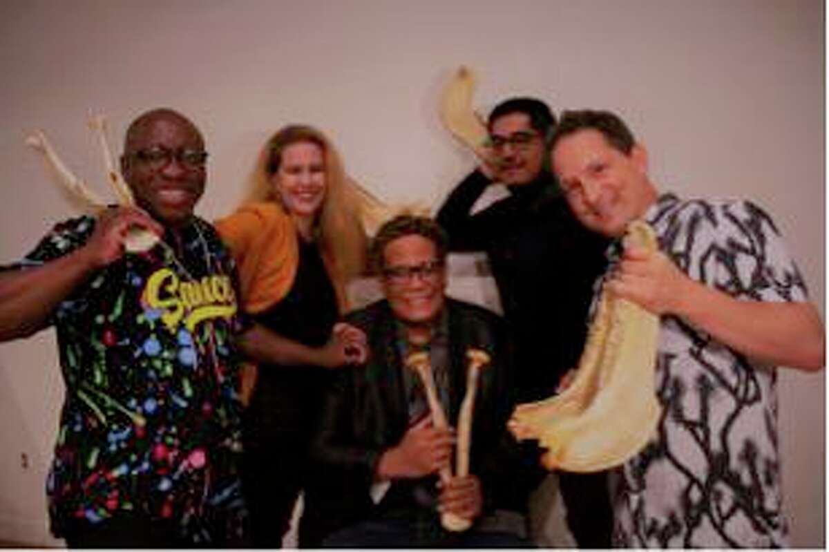 """The Jazz Series at the Palace Theater Poli Club resumes Aug. 20 with Gabriel Alegria and the Afro-Peruvian Jazz Sextet with their """"Take Back The Stages"""" tour."""