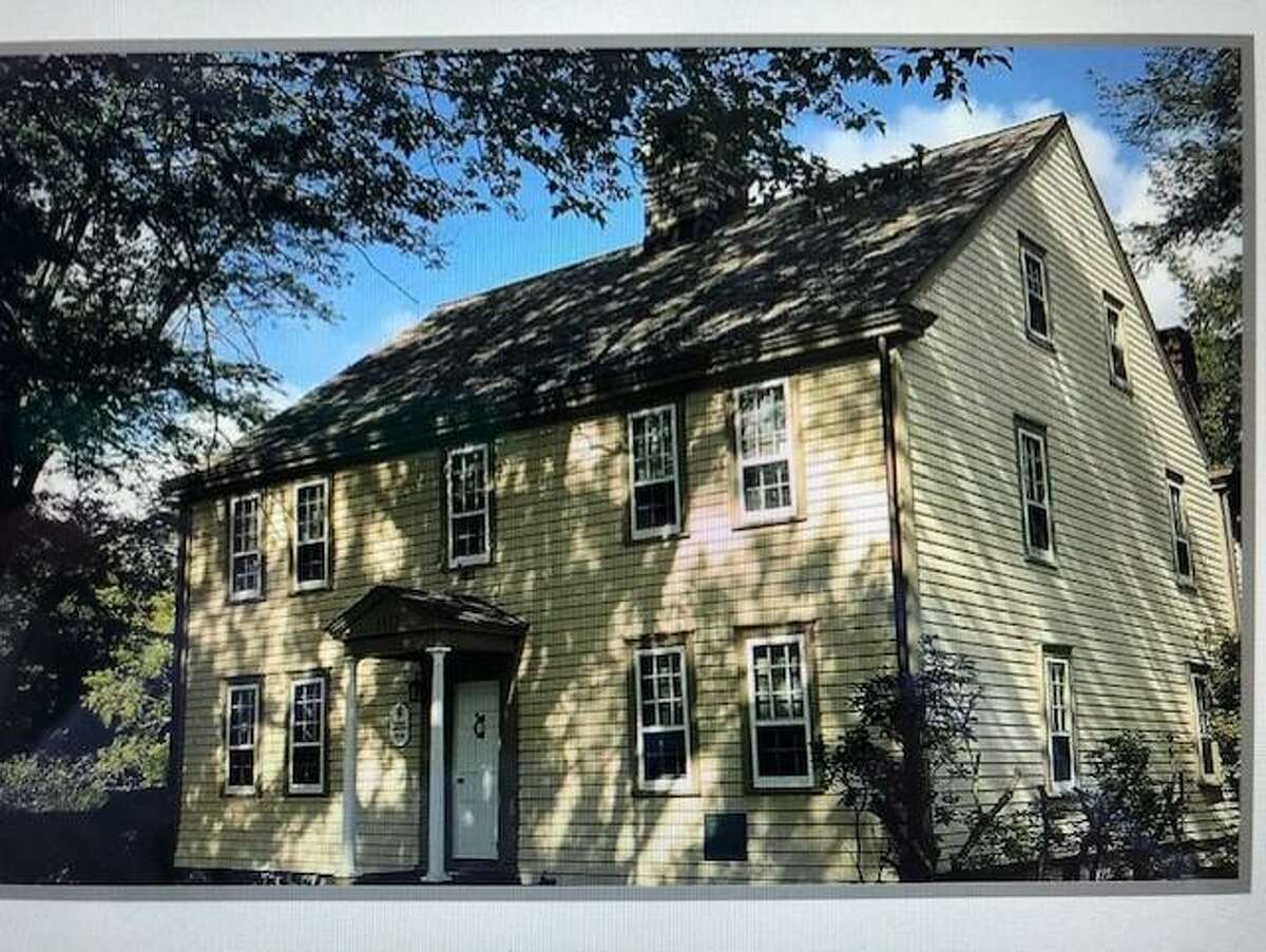 Heather Raker, who is the executive director of the Mather Homestead Foundation, will describe the notable lives, and events that center around Darien's Mather Homestead, (pictured), since it was built in 1778, at the next meeting of the members of the New Canaan Men's Club, on Friday, Aug. 20 at 10 a.m. The meeting will be at the St. Mark's Episcopal Church in New Canaan, which is located at 111 Oenoke Ridge in the town, and streamed on Zoom.