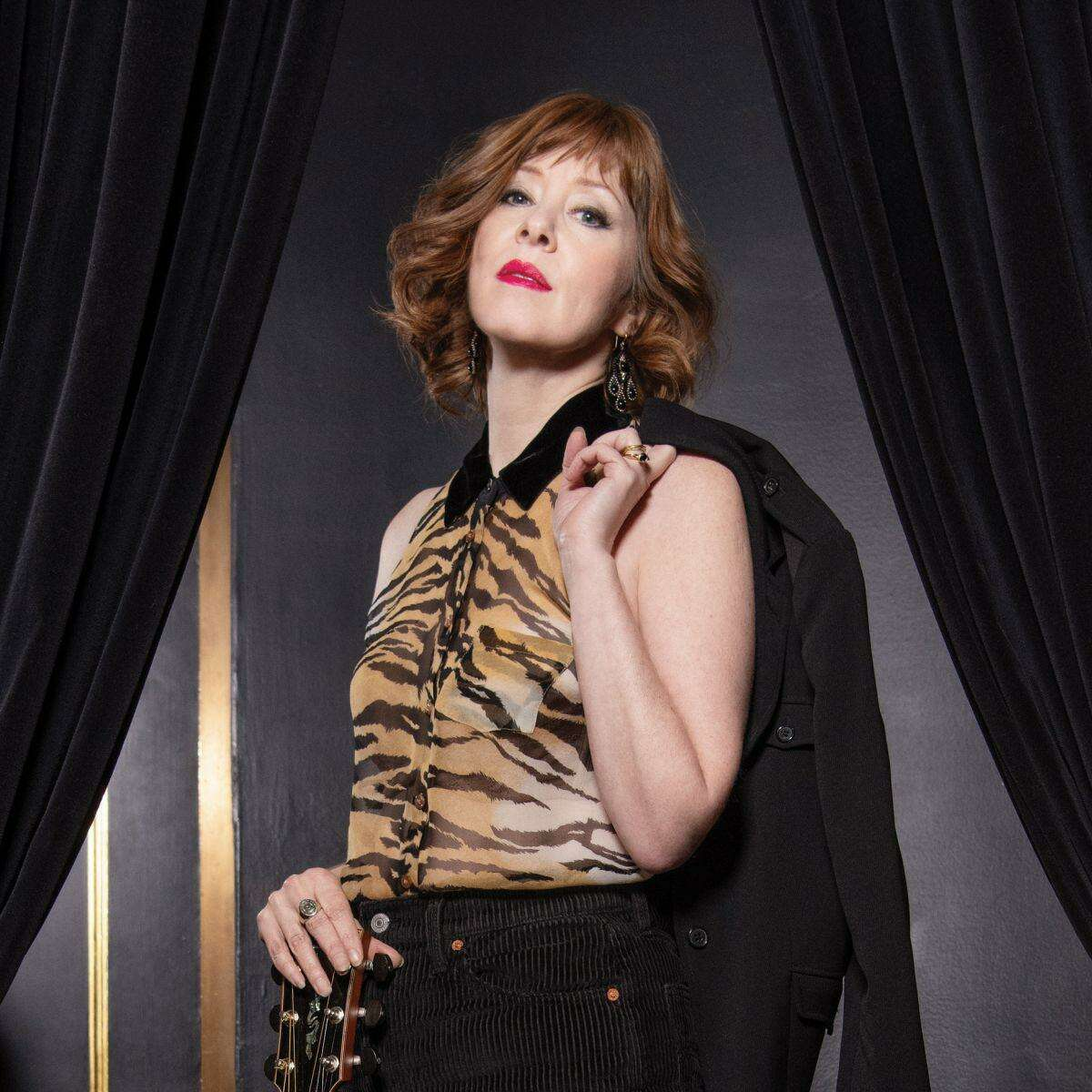 Grammy Award winner Suzanne Vega is set to perform Aug. 21 at the Ridgefield Playhouse.